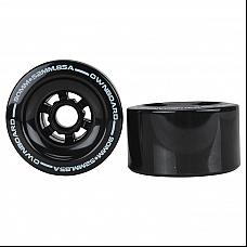 Black wheels 90*52 mm, 85A - Ownboard